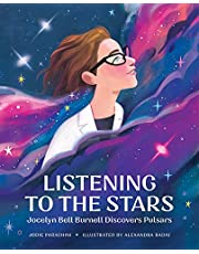 LISTENING TO THE STARS: Jocelyn Bell Burnell Discovers Pulsars (She Made History)