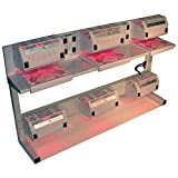 Deluxe Nail Drying Table - 3X3