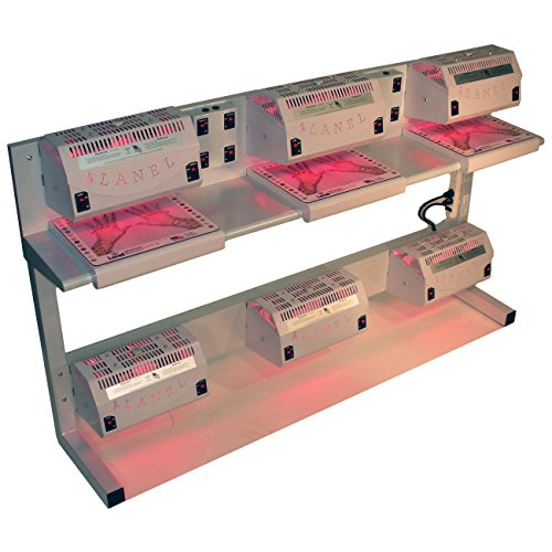 Nail dryer table, nail drying table, nail drying station, nail dryer station