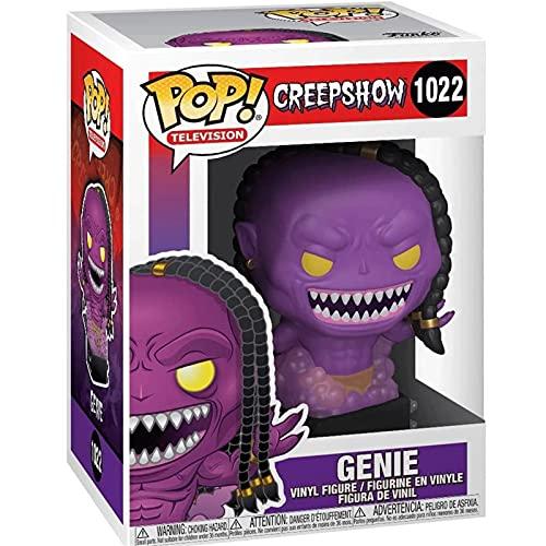 Jokoy Funko Pop Television : Creepshow - Genie 3.75inch Vinyl Gift for Horror TV Fans Chibi