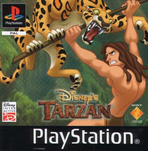 Disney's Tarzan [PlayStation]