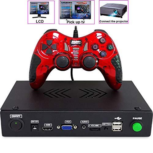 PS4 game console retro game console met 2448 games die geschikt zijn voor LCD TV desktop computer screen LCD-monitor projector