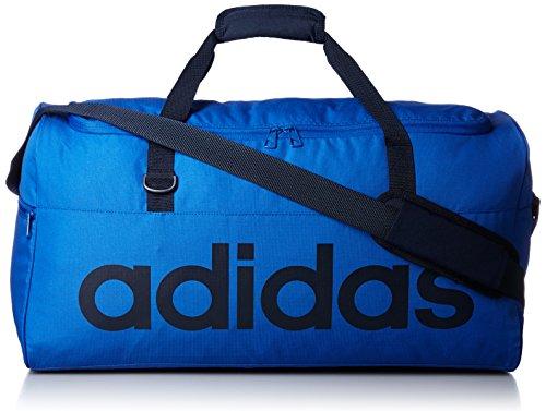 Adidas Lin Per Tb M Borsa Sportiva, Blu (Blu/Blu/Maruni), M