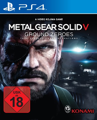 Metal Gear Solid V: Ground Zeroes - [PlayStation 4]
