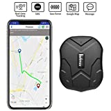 TKSTAR Mini segue il dispositivo impermeabile con potente magnete lungo GPS standby Tracker Locator per bambini Senior animali Auto TK905 PS110