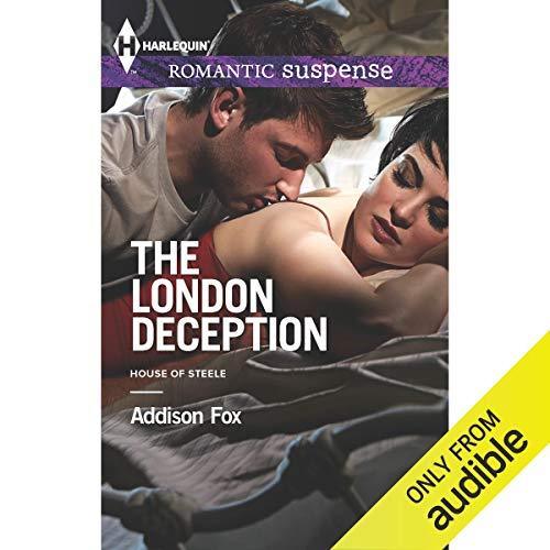 The London Deception audiobook cover art