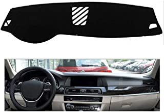 MYlnb for BMW 5 Series 2010-2016,Car Dashboard Covers mat dashmat pad Dash Cover auto Dashboard Accessories Left Hand Drive