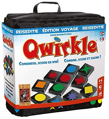 999Games Qwirkle Reiseditie - Juego de Tablero