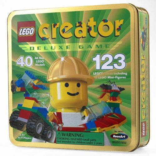 Juego de lujo de Lego Creator