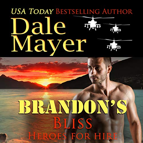 Brandon's Bliss (A SEALs of Honor World Novel) cover art