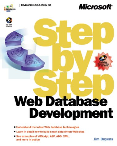 Web Database Development. CD-Rom included