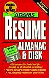 Adams Resume Almanac (Adams Almanacs)