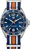 Tag Heuer Formula 1 Quartz Blue Dial Men's Watch WAZ1010.FC8196