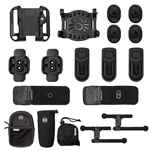 Spider Holster - SpiderMonkey Ultimate Kit - Convenient Carry for Studio and Outdoor Camera Accessories!