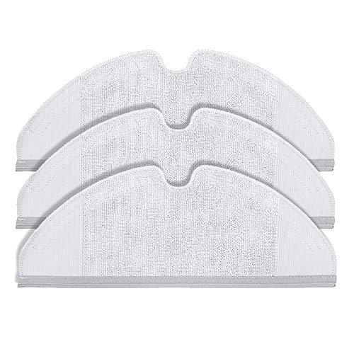 3 Stück Wischtücher für Xaiaomi Roborock S6 S5 Max S60 S65 S5 S50 S55 E25 E35 Staubsauger Zubehör