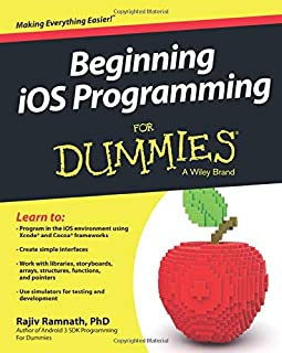 Beginning iOS Programming For Dummies (For Dummies Series)