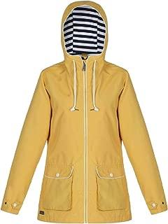 Macondoo Womens Zipper Windproof Outdoor Waterproof Coat Hoodie Jacket