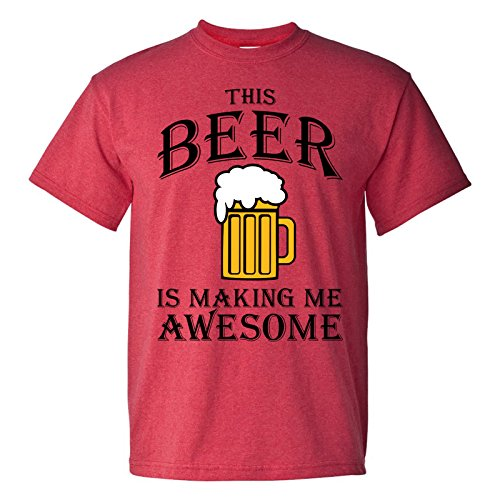this beer is making me awesome - 4
