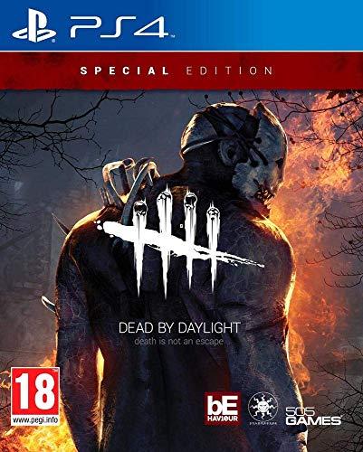 Dead By Daylight pour PS4 [Importación francesa]