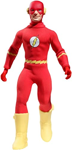selección larga Retro-Action DC Super Heroes The The The Flash Figure by Mattel  tienda en linea