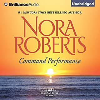 Command Performance audiobook cover art