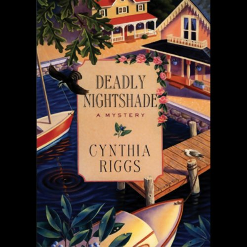 Deadly Nightshade audiobook cover art