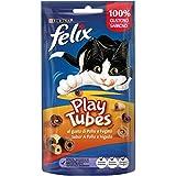 Purina Felix Treats sabor a pollo y hígado 8 x 50 g