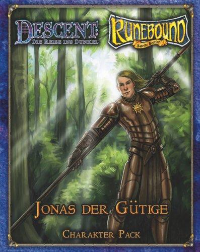 Heidelberger Spieleverlag 505 - Runebound: Jonas der Gütige