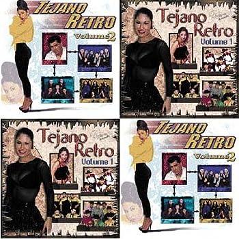 Tejano Retro Vol 1 & 2  2 CD Set
