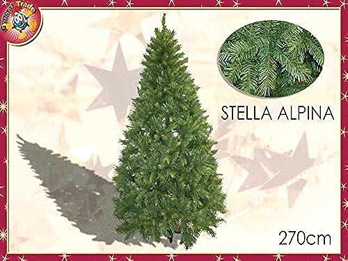 LIBERAONLINE Weißnachtsbaum, aus Kunstharz, 2,70 m, 2091 ZWeiße Super FOLTO  AGN17