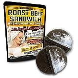 Roast Beef Sandwich Bath Bombs XL Root Beer Bath Bombs Luxury Bath Balls Funny Girlfriend Gags for...