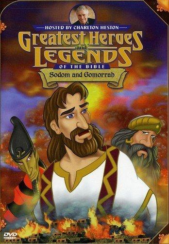 Sodom & Gomorrah [DVD] [Region 1...