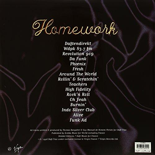 Homework [Vinyl LP] - 2