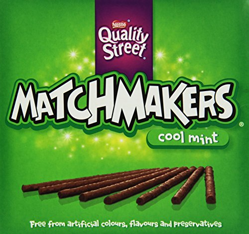 Nestle Quality Street Matchmakers - Cool Mint (130g)