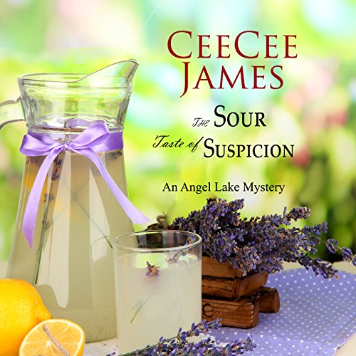 The Sour Taste of Suspicion audiobook cover art