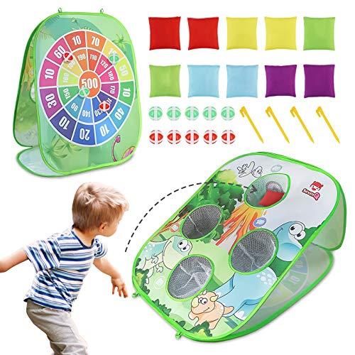 Bean Bag Toss Game for Kids