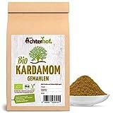 Bio Kardamom grün gemahlen (100g) Kardamompulver Premiumqualität natürlich vom-Achterhof Kardamon