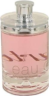 Eau De Cartier Goutte De Rose by Cartier Perfumes Fragrance for Women Eu De Toilette Spray (Unisex Tester) 3.3 oz for Gifting