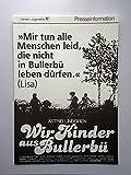 Wir Kinder aus Bullerbü - Anna Sahlene - Crispin Dickson