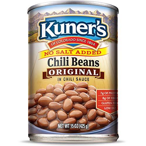kuners chili beans - 1