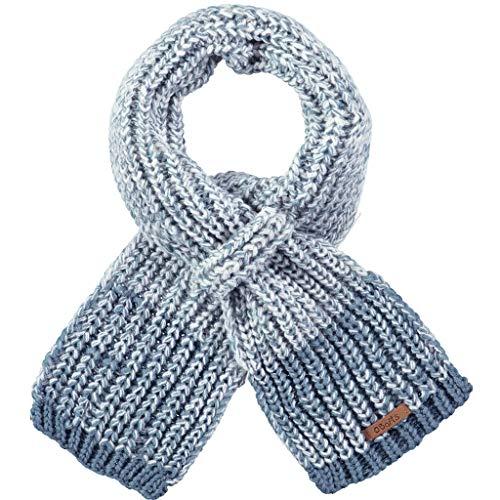 Barts Barts Unisex Baby Stids Schal, Blau (Blu), One Size (Herstellergröße: Unica)