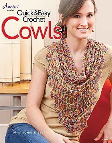 Quick & Easy Crochet Cowls (Annie's Crochet)