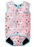 Splash About Baby Wrap Wetsuit Traje de Neopreno, Infantil, Rosa...