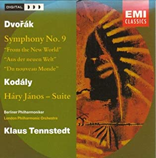 Dvorak: Symphony No. 9 - New World  / Kodaly: Hary Janos Suite