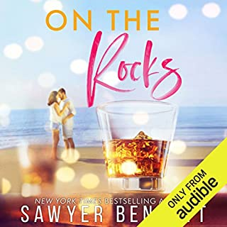 On the Rocks                   By:                                                                                                                                 Sawyer Bennett                               Narrated by:                                                                                                                                 Douglas Berger,                                                                                        Bunny Warren                      Length: 7 hrs and 52 mins     226 ratings     Overall 4.5