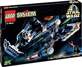 LEGO Star Wars Tie Fighter and Y Wing 7150