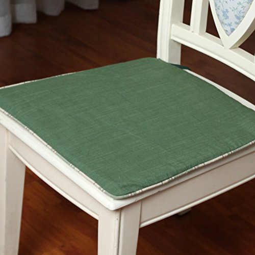 xinping Chair Pads Chaise Pad/Coussin d'assise/carré Pad/Cushions-b 43 x 38 cm (43,2 x 38,1 cm)