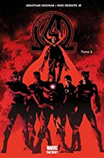 New avengers marvel now - Tome 02 de HICKMAN-J+DEODATO-M
