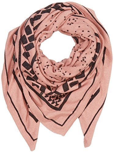 PIECES PIECES Damen Pclambonia Knit Scarf FF Mehrfarbig (Ash Rose), One Size
