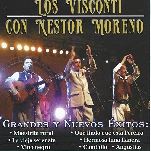 Los Visconti & Nestor Moreno
